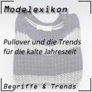 Pullover in der Modewelt