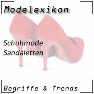 Mode Sandaletten