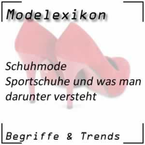 Mode Sportschuhe