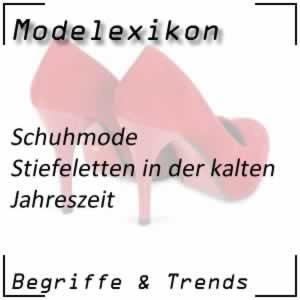 Mode Stiefeleletten