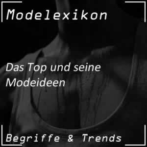 Top in der Modewelt