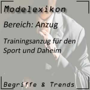 Trainingsanzug