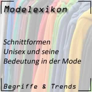 Unisex: Mode für Damen und Herren