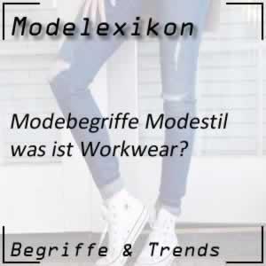 Workwear oder Arbeitskleidung