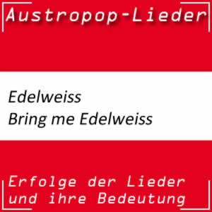 Bring me Edelweiss