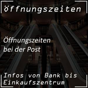 Öffnungszeiten Post Österreich