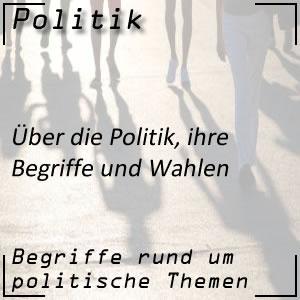 Politik politische Themen