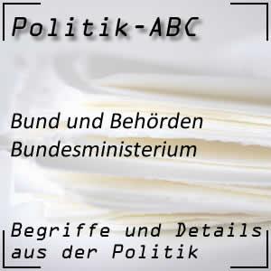 Bundesministerium des Staates
