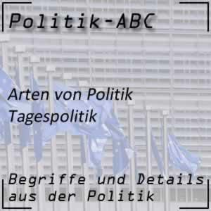 Aktuelle Tagespolitik