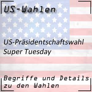 Super Tuesday im US-Wahlkampf
