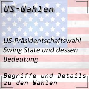 Swing State im US-Wahlkampf