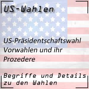 Vorwahlen im US-Wahlkampf