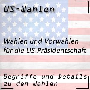 US-Wahlen und US-Wahlkampf