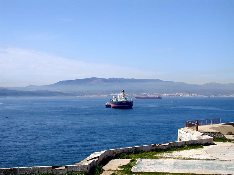 Urlaub in Gibraltar