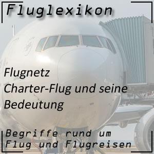 Charterflug Buchung eines gesamten Flugzeugs