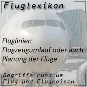 Flugzeugumlauf