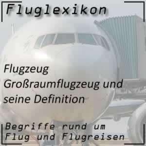 Großraumflugzeug