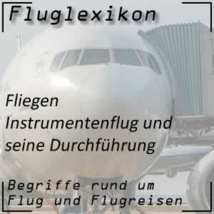 Instrumentenflug