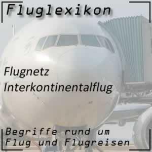 Interkontinentalflug