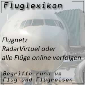 Fluglexikon Flugnetz RadarVirtuel