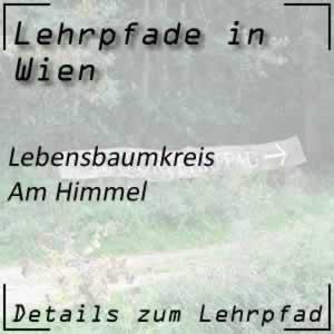 Lehrpfad Lebensbaumkreis Am Himmel in Wien