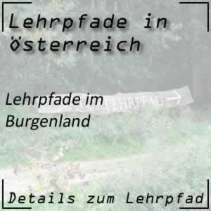 Lehrpfad Burgenland