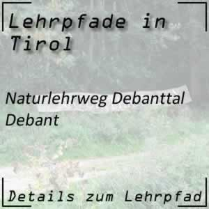 Lehrpfad Debant Debanttal
