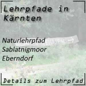 Eberndorf Naturlehrpfad