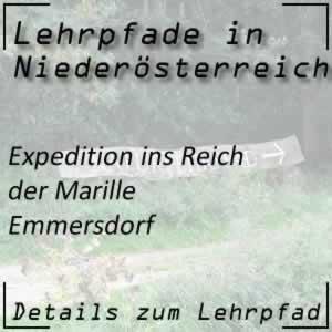 Lehrpfad Emmersdorf Marille