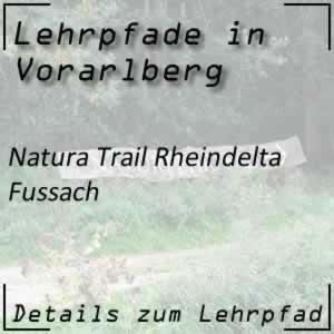 Lehrpfad Fussach Rheindelta