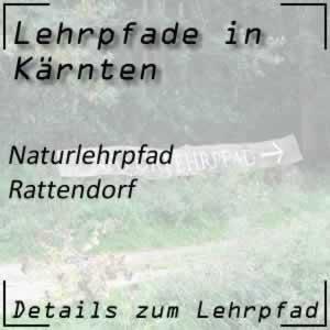 Rattendorf bei Nassfeld Naturlehrpfad