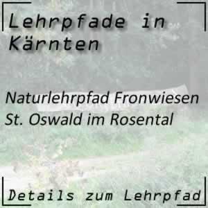 St. Oswald/Rosental Naturlehrpfad