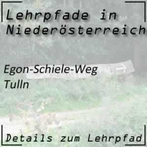 Lehrpfad Tulln Egon-Schiele-Weg