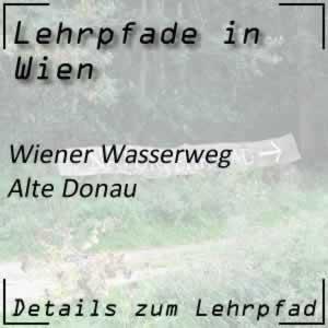 Lehrpfad Wiener Wasserweg Alte Donau