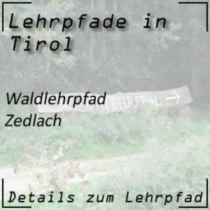 Zedlach Waldlehrpfad