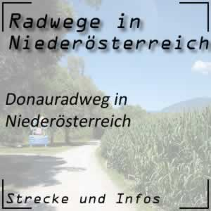 Donauradweg Niederösterreich