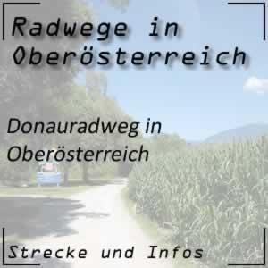 Donauradweg in OÖ