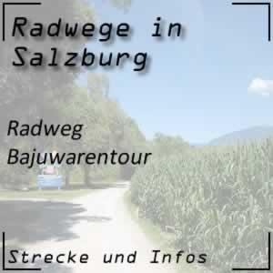 Radweg Bajuwarentour