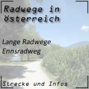 Ennsradweg von Salzburg bis Oberösterreich
