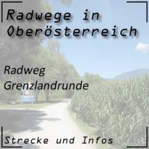 Grenzlandrunde Radweg