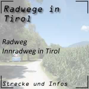 Innradweg in Tirol