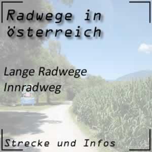 Innradweg von der Schweiz bis Deutschland