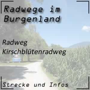 Radweg Kirschblütenradweg Leithagebirge