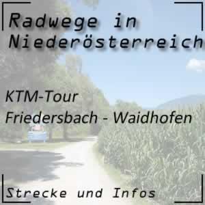 KTM 3: Friederbach - Waidhofen