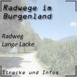 Radweg Lange Lacke