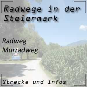 Murradweg von Salzburg bis Slowenien