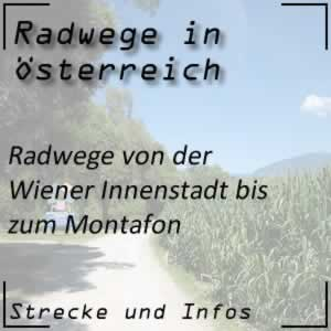 Radwege in Österreich