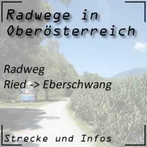 Ried - Eberschwang Radweg