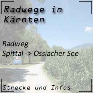 Spittal - Ossiacher See Radweg