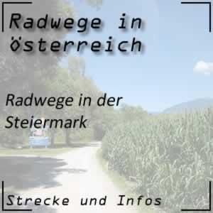 Radwege Steiermark